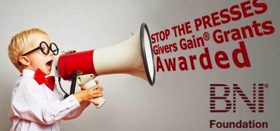 BNI-Givers-Gain-Award